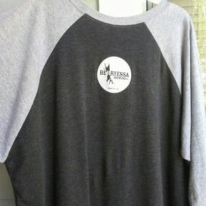Vintage Tops - Rice Lager Beer T-shirt